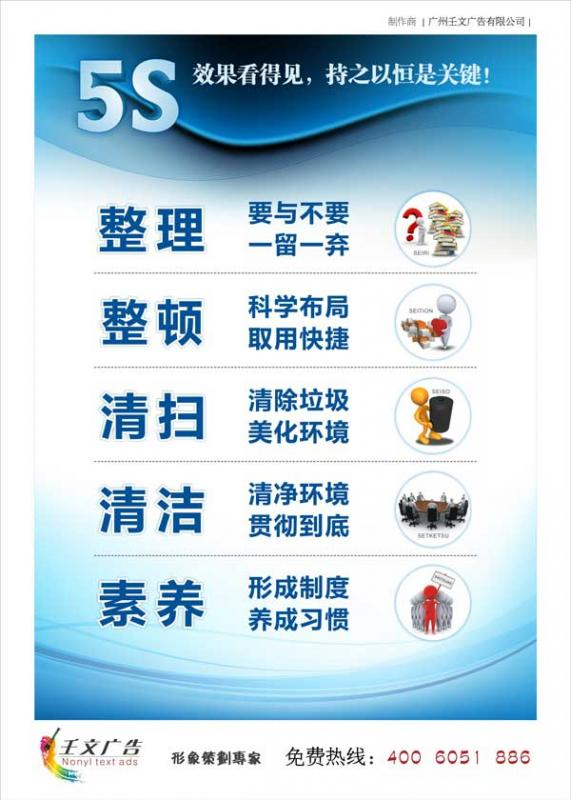 5s管理标语  品质管理-综合管理