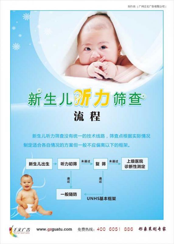 新生儿科健康知识_新生儿听力筛查流程