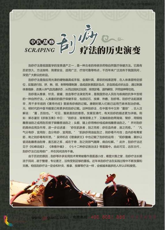 中医养生保健知识_刮痧疗法的历史演变