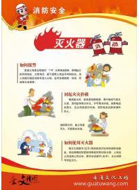 消防安全管理标语   消防安全灭火知识