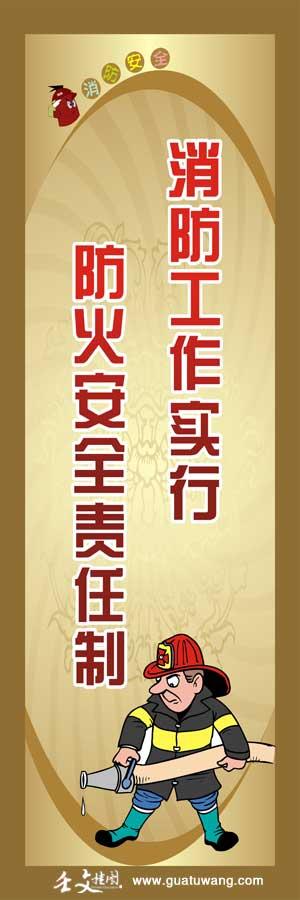 仓库消防安全标语 消防安全宣传海报